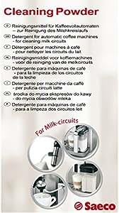 Saeco RI9124/13 Reinigungspulver für Milchrückstände, 1 x 36 g, 1er-Pack