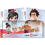 Cheapest Disney Infinity Toy Box Set  Wreck It Ralph & Venelope (Xbox 360PS3Nintendo WiiWii U3DS) on Xbox 360