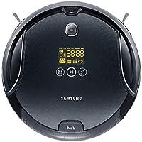 Samsung Navibot S - Robot aspirador, color negro