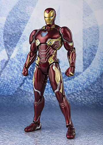 Bandai S.H. Figuarts Avengers Endgame Iron Man Mark 50 Nano Weapon Set 2