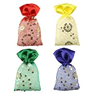 Miracle Plastic Perfumes Set Of 4 Pieces Assorted Fragrances Car Air Freshener,12 Months Perfume