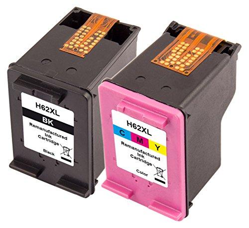 Peach risparmio confezione testina di stampa sbloccare compatibile con hp no. 62x l c2p05ae c2p07ae
