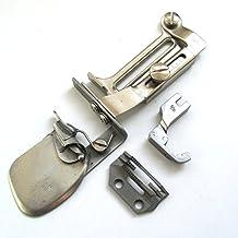 KUNPENG - # KP-204 1piezas Máquina de coser industrial Clean Finish Shirt Tail Hemmer