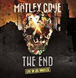 Locandina Motley Crue - The End - Live in Los Angeles - Deluxe (DVD+BLU-RAY+CD)