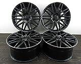 4 Alufelgen Z Design Wheels Z001 18 Zoll passend für Seat Alhamba 7N Toledo Altea 5P Ateca Exeo Leon 1P 5F NEU