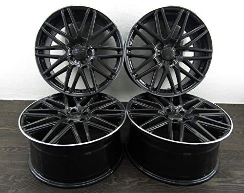 4 cerchi in lega Z Design Wheels Z001 18 pollici adatto per BMW X1 F48 F1X X2 F39 F2X X3 G3X G01 XG02 G4X 8J NEU