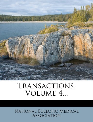 Transactions, Volume 4...