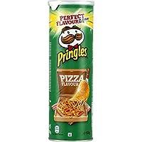 Pringles Chips pizza flavour La boite de 175g - Livraison Gratuite pour les commandes en France - Prix Par Unité