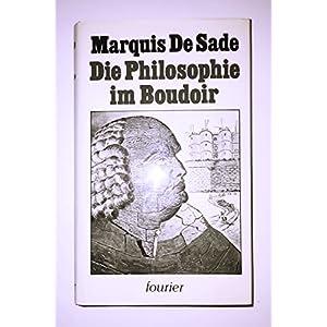 philosophie im boudoir