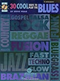 30 Cool Ways To Play The Blues E Flat Instruments - Noten Musik, CD