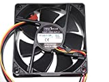 sunnystar 8cm A8025–25rb-3ap-u1df8025m12s 12V 0,2A 3Draht Cooler Master Cooling Fan