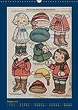 Dukke Lise Kalender - Anziehpuppen aus Papier (Wandkalender 2019 DIN A3 hoch): Kalender mit 12 alten Dukke Lise Anziehpuppen aus der Zeit von 1918 bis ... (Monatskalender, 14 Seiten ) (CALVENDO Kunst)