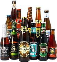 Initiez-vous aux différents styles de bières avec cet assortiment de 12 bières réalisé spécialement pour vous. Vous retrouverez : Jupiler (Lager), Hoegaarden Grand Cru (Belgian Pale Ale), Leffe Brune (Abbey Beer), La Bécasse Kriek (Kriek), Lindemans ...