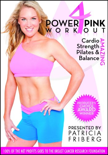 Bild von Power 4 Pink Workout (Cardio, Strength, Pilates, and Balance)
