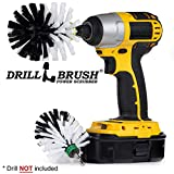 Drill Brush - Truck - Car - Motorcycles - Cleaning Supplies - Truck Accessories - Detail Brush - Wheels - Tires - Bed Liner - Truck Tool Box - Tonneau Cover - Windshield - Glass Cleaner - Leather
