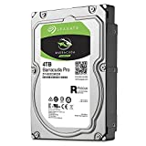 Seagate ST4000DM006 Barracuda Pro - 4 TB internal hard drive, silver