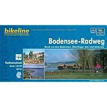 Bodensee - Radweg Bodensee - Überlinger See&Untersee GPS wp (Bikeline Radtourenbuch)