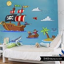 StarStick - Piratas del tesoro - Vinilos infantiles