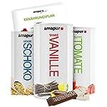 amapur Diät, Flexibel Diät für Frauen / Männer, 30 Tage (21 Produkte) ++ Gesund und lecker abnehmen ++ Hergestellt in Deutschland