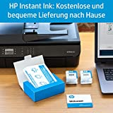 HP OfficeJet 4650 (F1H96B) Multifunktionsdrucker (Instant Ink, Drucker, Scanner, Kopierer, Fax, WiFi, Duplex, AirPrint)