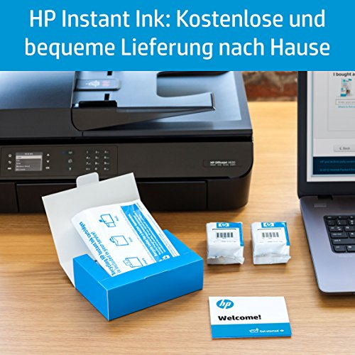 HP Envy 4525 Tintenstrahl-Multifunktionsdrucker - 4