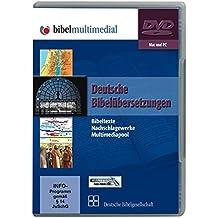 Deutsche Bibelübersetzungen: DVD-ROM
