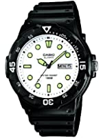 Casio Herren-Armbanduhr Analog Quarz Resin MRW-200H-7EVEF
