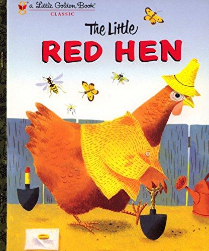 The Little Red Hen (Little Golden Books)