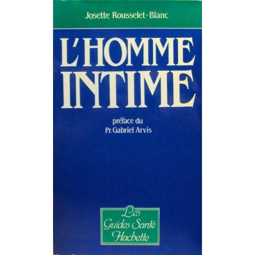 L'Homme intime (Les Guides santé Hachette)