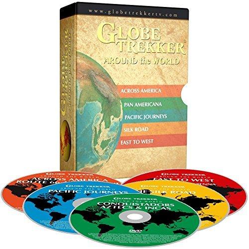 Globe Trekker - Around The World Collection by Ian Wright Cross Trekker