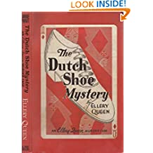 The Dutch Shoe Mystery (Thorndike Press Large Print Paperback Series)