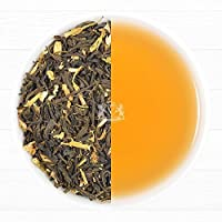 VAHDAM Tè verde Earl Grey al gelsomino (50 tazze), gustosa