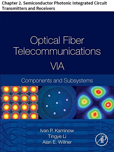 Optical Fiber Telecommunications VIA: Chapter 2. Semiconductor Photonic Integrated Circuit Transmitters and Receivers (Optics and Photonics) (English Edition) Digital Data Transmitter