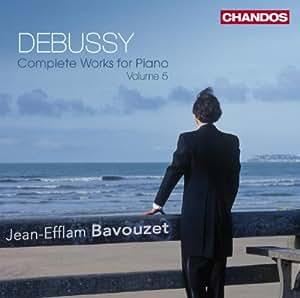 Debussy: Piano Works Vol.5 (Debussy Transcriptions: Khamma/ La Boite A Joujoux/ Jeux)