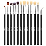 Best Eye Shadow Brushes - TheFellie 12pcs Eye Makeup Brushes Eyeshadow Brush Set Review