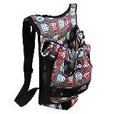XISTORE Haustier-Rucksack für den Außenbereich, Brusttasche für Katzen und Hunde, Reisetasche für Haustiere, Beine aus der Hund, Schultertasche, Rucksack, Brusttasche