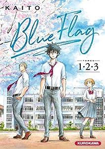 Blue Flag Coffret Tomes 1 à 3