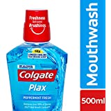 Colgate Plax Peppermint Fresh Mouthwash – 500 ml