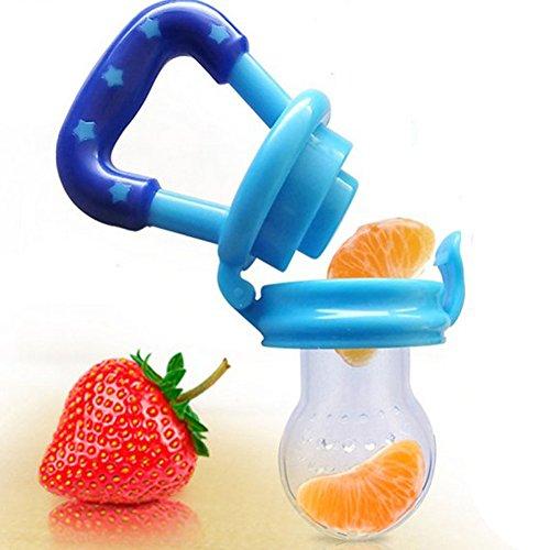 Demarkt Mordedor Fruta Bebe Silicona Segura Bebé...
