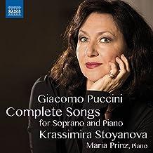 Puccini: Complete Songs for Soprano & Piano