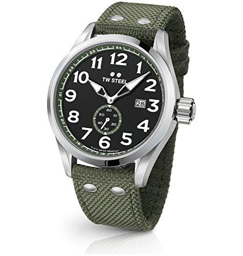 TW Steel volante exclusif Twvs29militaire 3Main montre