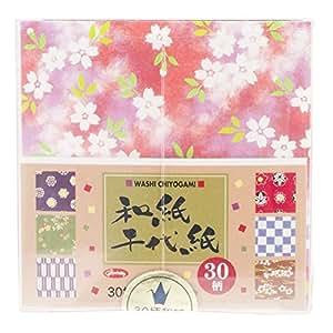 Assortiment de papiers origami 7.5x7.5 cm Motifs acidulés x360
