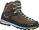 Salewa 00-0000063415 Damen Trekking- & Wanderstiefel, Braun (Tarmac/Swing Green 0620), 43 EU (9 Damen UK)