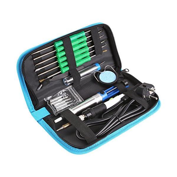 MVPower Calienta Camas Eléctrico Individual 3 configuraciones de Temperatura