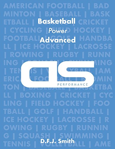 DS Performance - Strength & Conditioning Training Program for Basketball, Power, Advanced