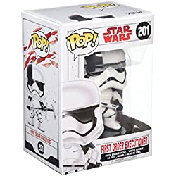 Funko POP! Bobble: Star Wars: Gli Ultimi Jedi: First Order Executioner