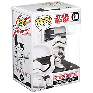 Funko Pop Soldado Primera Orden (Star Wars 201) Funko Pop Star Wars