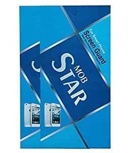 MOBSTAR Clear Screenguard for Lenovo P780 (Pack of 2)