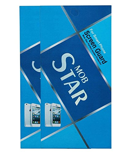 MOBSTAR Clear Screenguard for Lenovo Vibe X2 (Pack of 2)  available at amazon for Rs.160