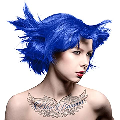 Manic Panic Amplified Coloration Pour Cheveux Semi-Permanente 118ml (Bleu